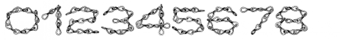Jack Chain AOE Font OTHER CHARS