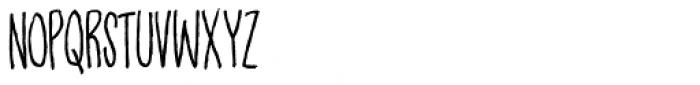 Jackdaws Font UPPERCASE