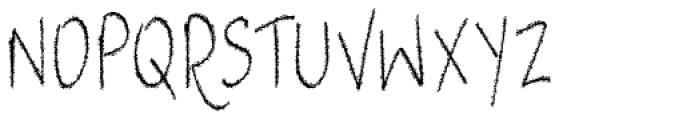 Jacqueline Condensed Font UPPERCASE