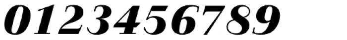 Jaeger-Antiqua BQ Bold Italic Font OTHER CHARS