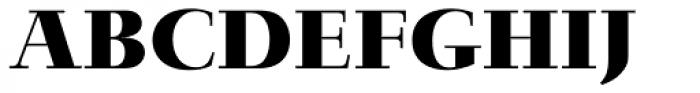 Jaeger-Antiqua BQ Bold Font UPPERCASE