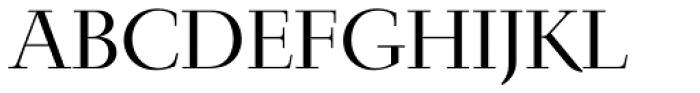 Jaeger-Antiqua BQ Light Font UPPERCASE