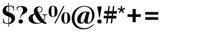 Jaeger-Antiqua BQ Medium Font OTHER CHARS