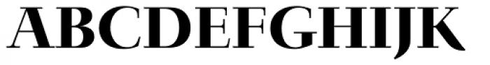 Jaeger-Antiqua BQ Medium Font UPPERCASE