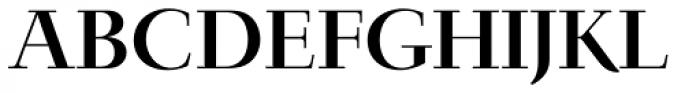 Jaeger-Antiqua BQ Regular Font UPPERCASE
