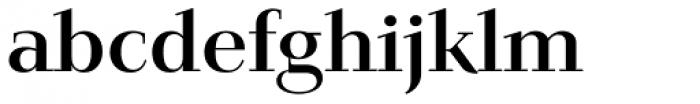 Jaeger-Antiqua BQ Regular Font LOWERCASE