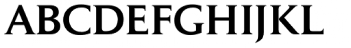 Jaeger Daily News Medium Font UPPERCASE