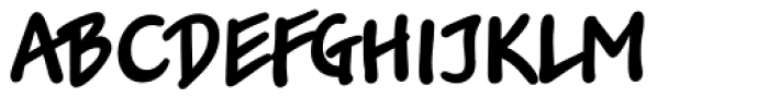 Jakob ExtraBold Font UPPERCASE