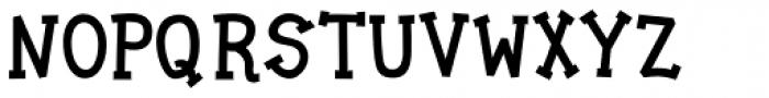 Jalo Font UPPERCASE