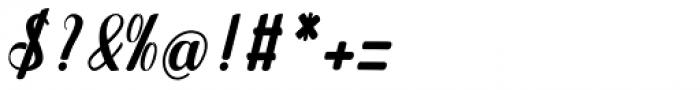 Jamilah Regular Font OTHER CHARS