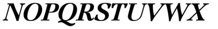 Jamille Black Italic Font UPPERCASE