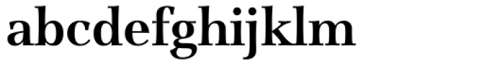 Jamille Bold Font LOWERCASE