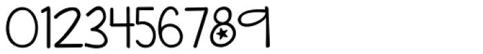 Janda Silly Monkey Font OTHER CHARS