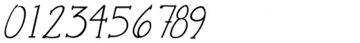Janda Snickerdoodle Serif Italic Font OTHER CHARS