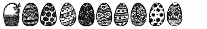 Janda Spring Doodles Font OTHER CHARS