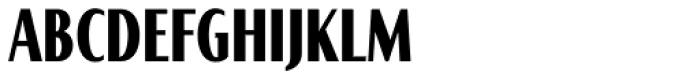 Jandoni Medium Font UPPERCASE