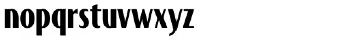 Jandoni Medium Font LOWERCASE