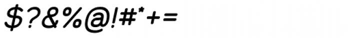 Jane Italic Font OTHER CHARS
