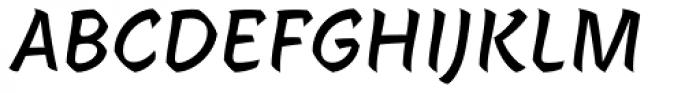 Janko FY Font UPPERCASE