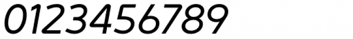 Jano Sans™ Pro Regular Italic Font OTHER CHARS