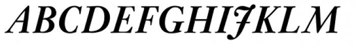 Janson MT Bold Italic Font UPPERCASE
