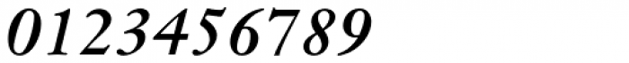 Janson Std Bold Italic Font OTHER CHARS