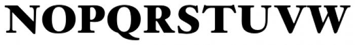 Janson URW Bold Font UPPERCASE