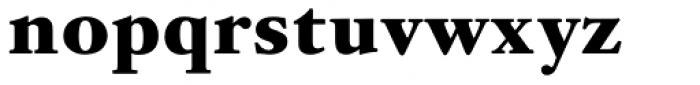 Janson URW Bold Font LOWERCASE