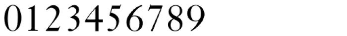 Janson URW Light Font OTHER CHARS