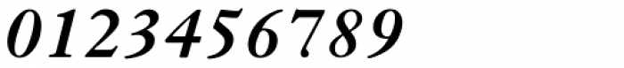 Janson URW Medium Italic Font OTHER CHARS