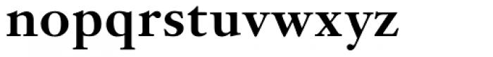 Janson URW Medium Font LOWERCASE