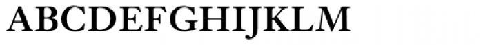 Janson URW SC Font LOWERCASE