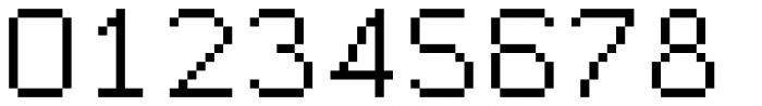 Jansta Serif Regular Font OTHER CHARS