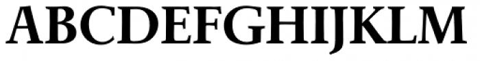Jante Antiqua Std Bold Font UPPERCASE