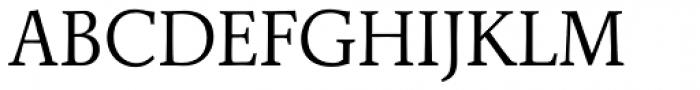 Jante Antiqua Std Font UPPERCASE