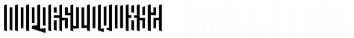 Janus Italic Font LOWERCASE