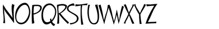 Jaquizaca Font UPPERCASE