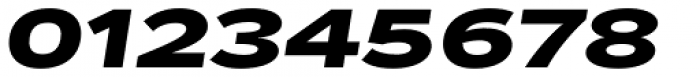 Jasan Wide Black Italic Font OTHER CHARS