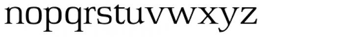 Jasper Font LOWERCASE