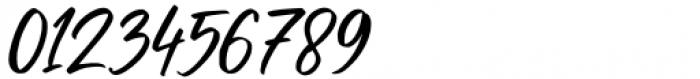 Jasson Gillen Regular Font OTHER CHARS