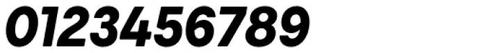Javiera Black Italic Font OTHER CHARS