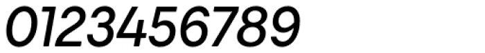 Javiera Medium Italic Font OTHER CHARS