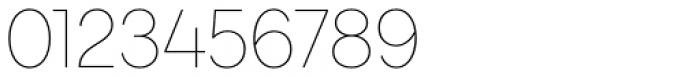 Javiera Thin Font OTHER CHARS
