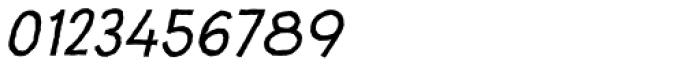 Jawbird Regular Italic Font OTHER CHARS
