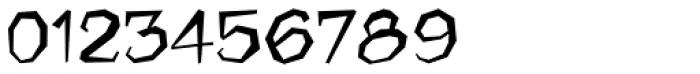 Jawbreaker Font OTHER CHARS