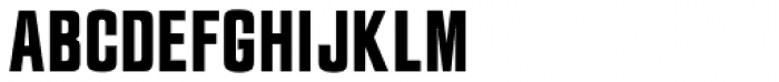 Jay Gothic URW Bold Font UPPERCASE