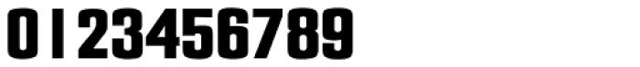 Jay Gothic URW ExtraBold Font OTHER CHARS