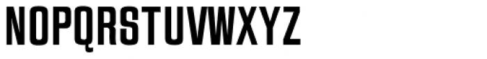 Jay Gothic URW Regular Font UPPERCASE