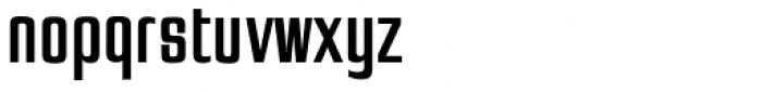 Jay Gothic URW Regular Font LOWERCASE