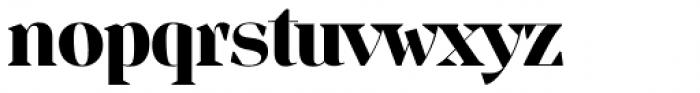 Jaymont Bold Font LOWERCASE